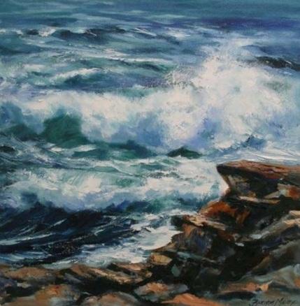 Coast at Muckross