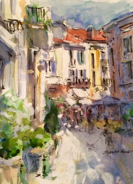 Rue Saint Sauveur, Le Cannet