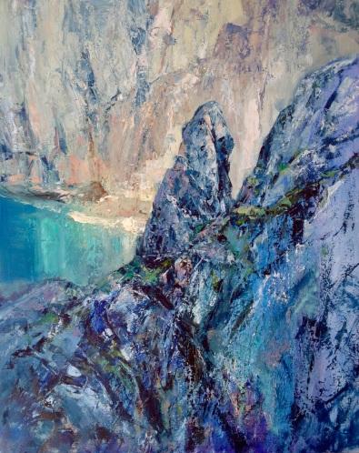 Cliffs at Dooega, Achill Island
