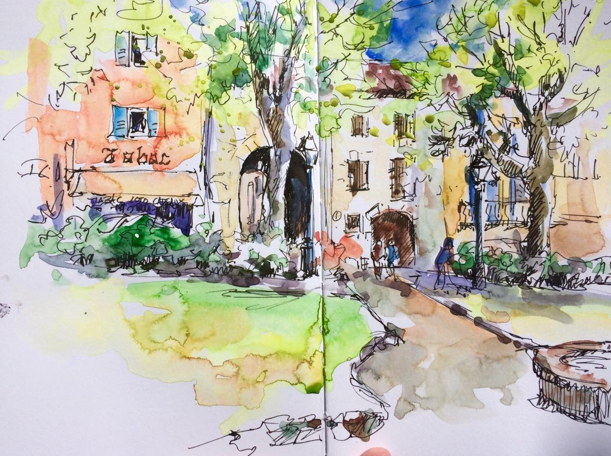 Brenda - Quiet Corner of Valbonne