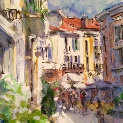 Rue Ste Sauveur