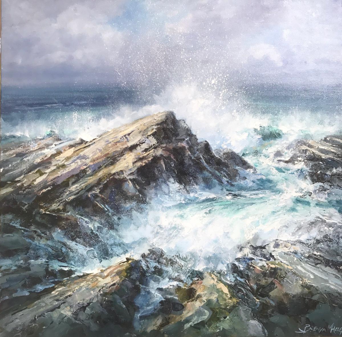 Thundering Ashore