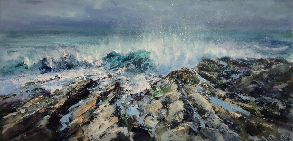 Greystones Shoreline