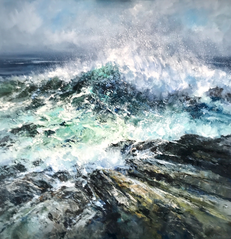 Foaming Tide